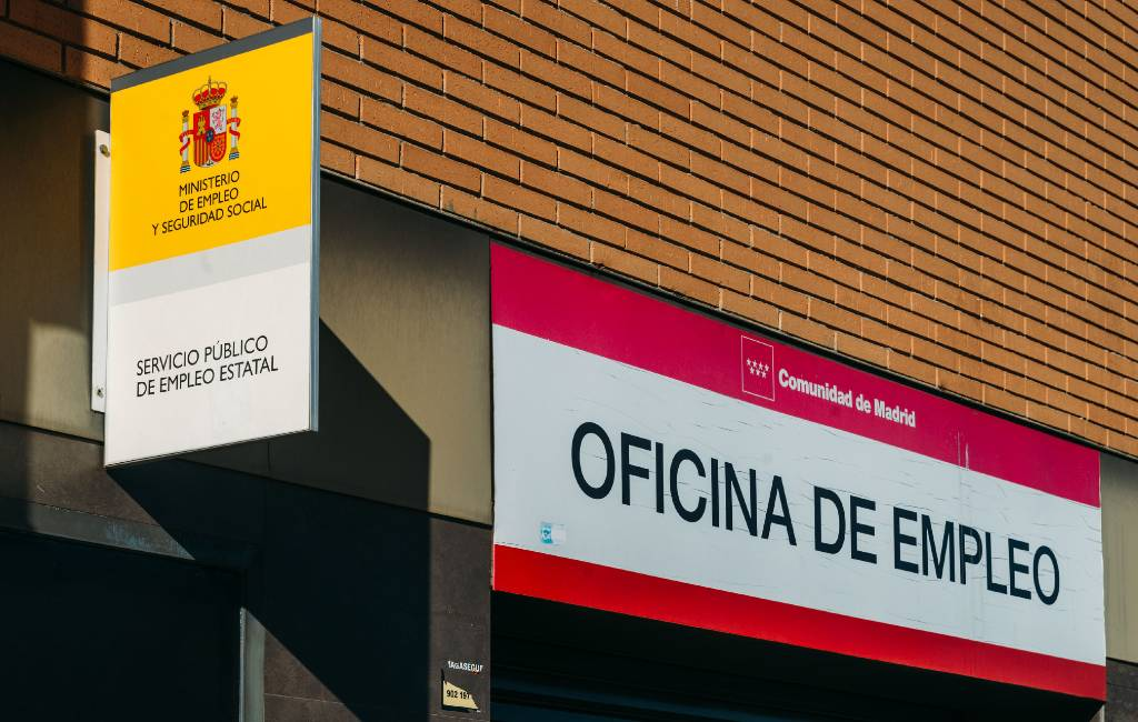 Werkloosheid Spanje in 2020 met bijna 725.000 werklozen gestegen