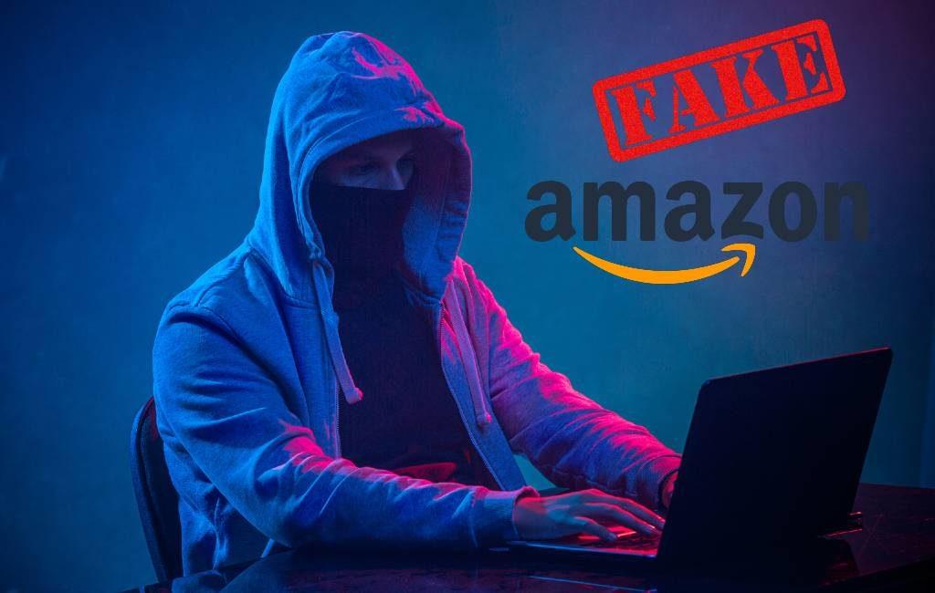 Guardia Civil politie waarschuwt voor valse Amazon phishing mails in Spanje