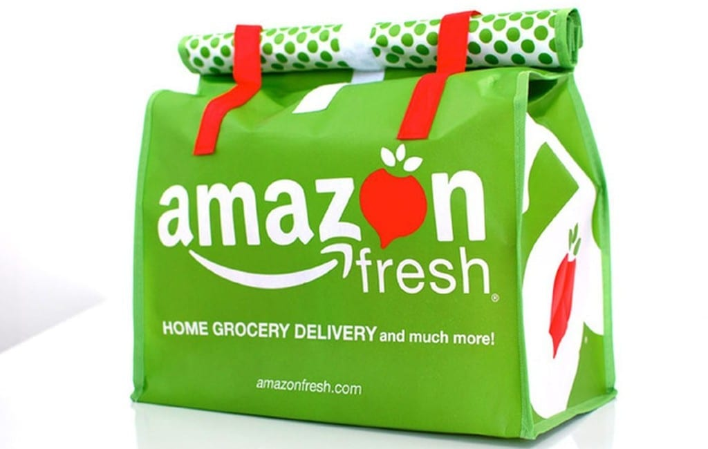 Amazon gaat met 'Fresh' verse producten verkopen in Spanje