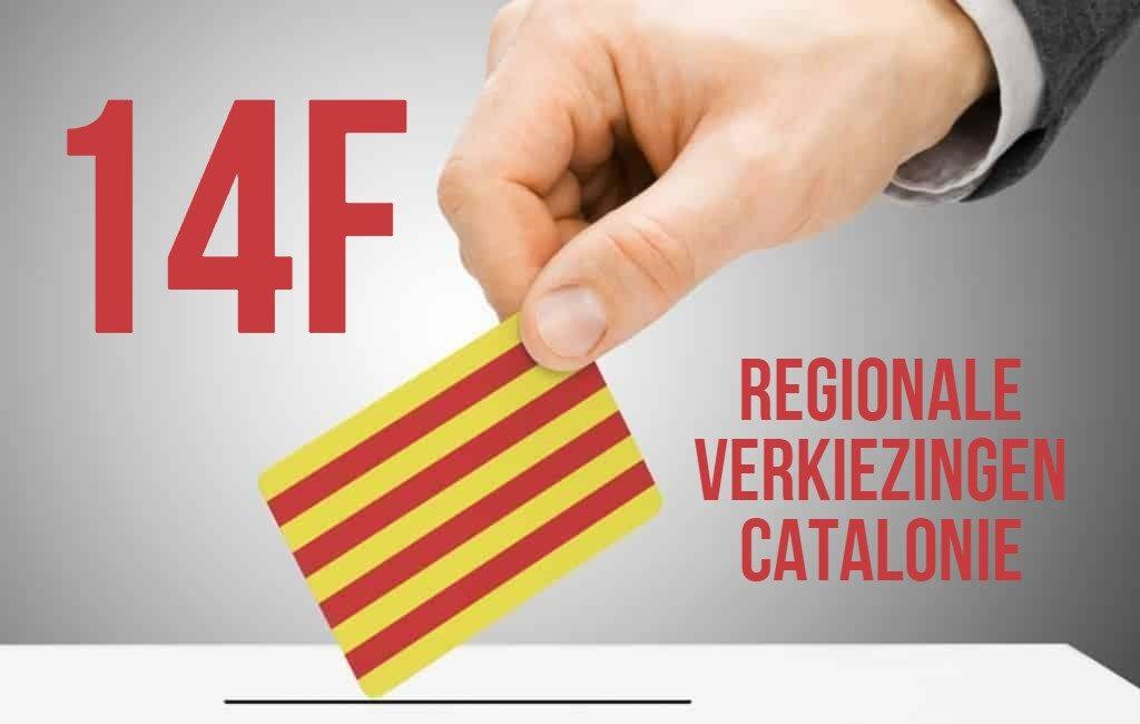 Catalonië klaar voor 13e democratische regionale verkiezing op Valentijnsdag