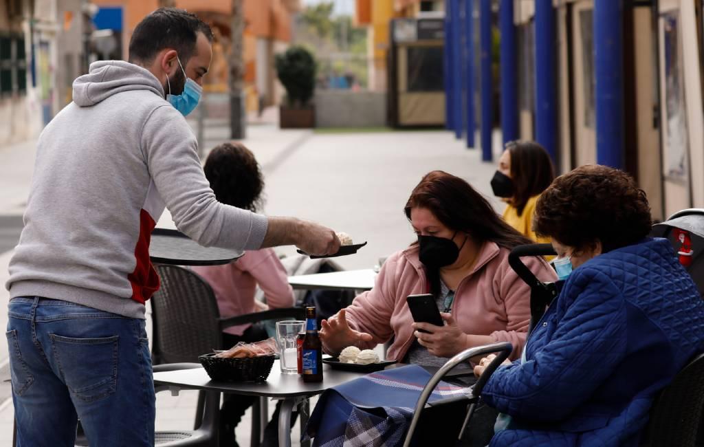 Gaat de horeca in heel Spanje volgende week weer open?