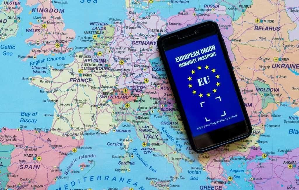 Deze zomer heeft de EU een Europees vaccinatiepaspoort of coronapaspoort