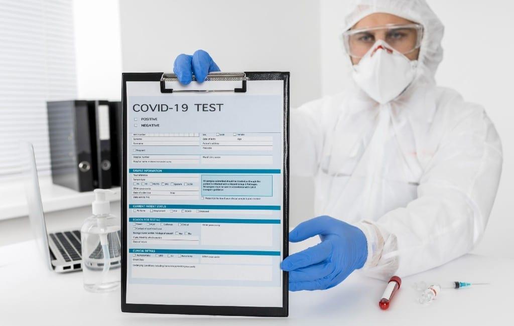 Europol waarschuwt voor toename valse negatieve PCR-testuitslagen