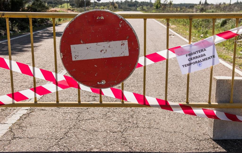 Grenscontroles Spanje-Portugal verlengd tot 1 maart