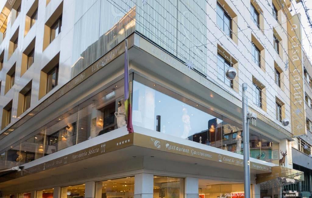 Lionel Messi koopt in Andorra zijn alweer vijfde hotel