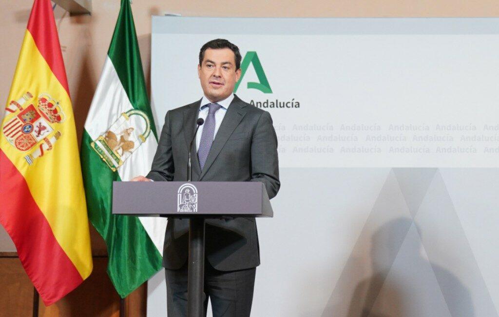Mogelijk veranderingen in lokale lockdowns criteria en melding in Andalusië