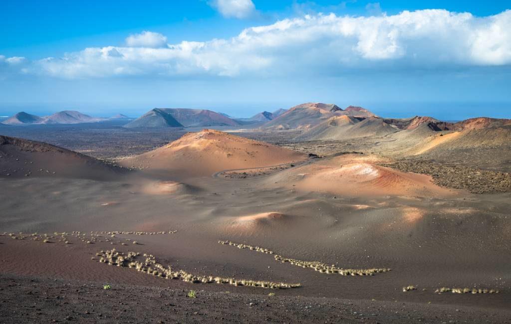 NASA missie naar Mars eindigt in een Canarische/Spaanse krater