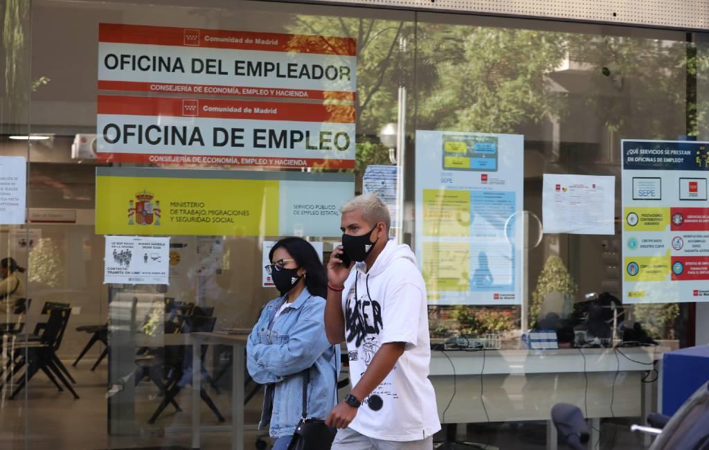 Aantal werklozen in Spanje in januari gestegen naar circa 4 miljoen