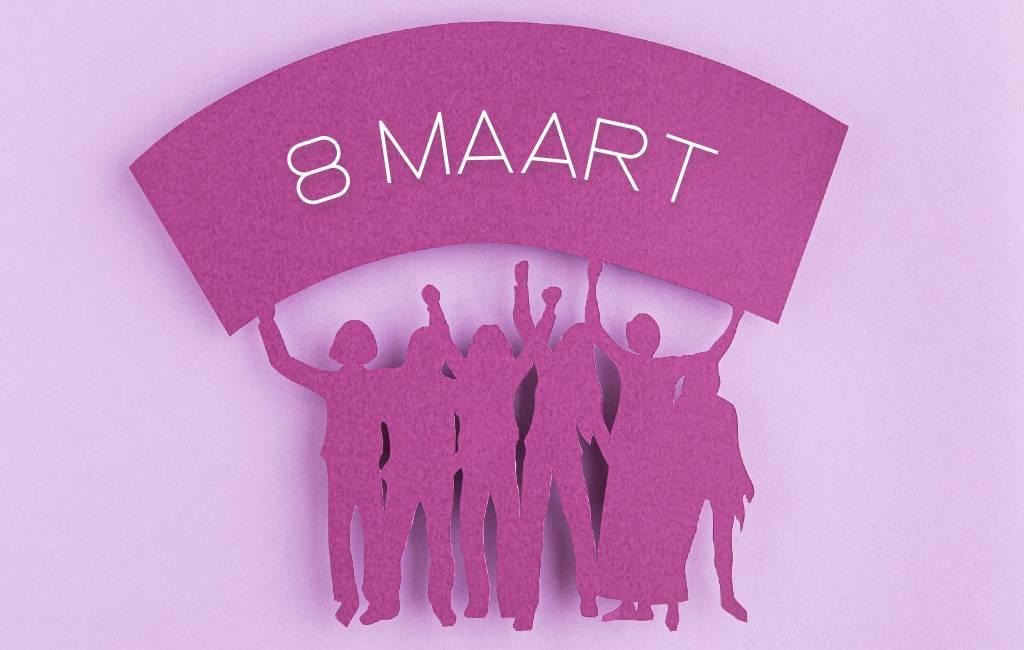 8-M: Internationale Vrouwendag zonder feministische protesten en staking in Spanje