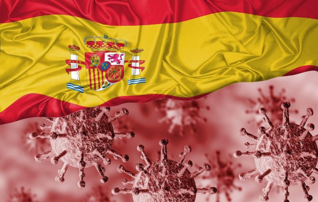 Een jaar van acht maanden noodtoestanden in Spanje tijdens de corona-crisis
