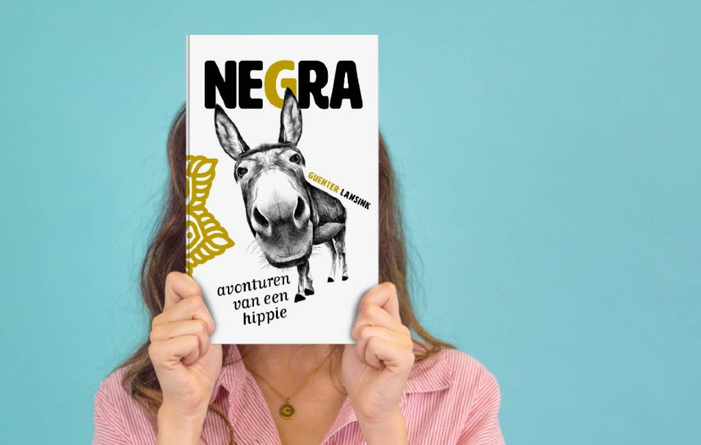 Nieuw boek: NEGRA en de avonturen van een hippie op Ibiza