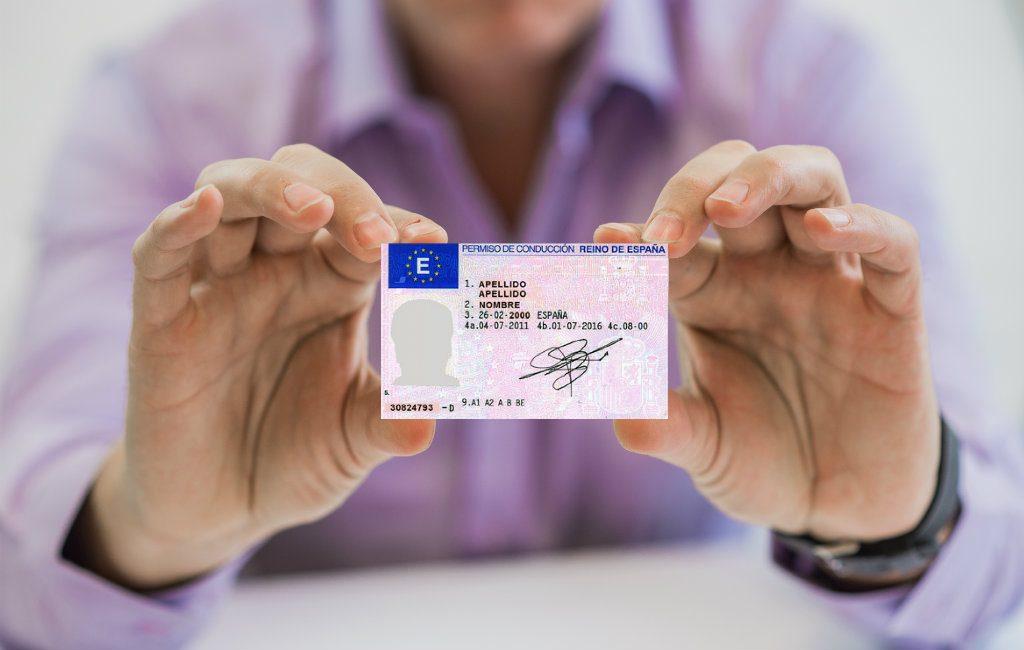Wijzigingen punten bij het Spaanse rijbewijs met puntensysteem