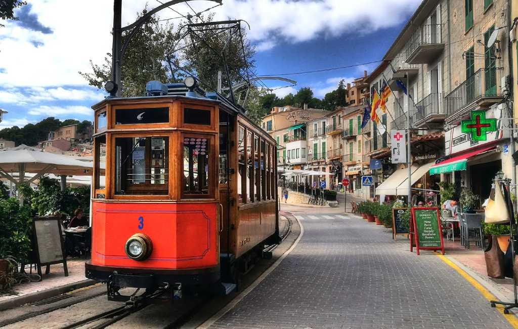 Mallorca is de meest gezochte bestemming in Spanje voor de zomer