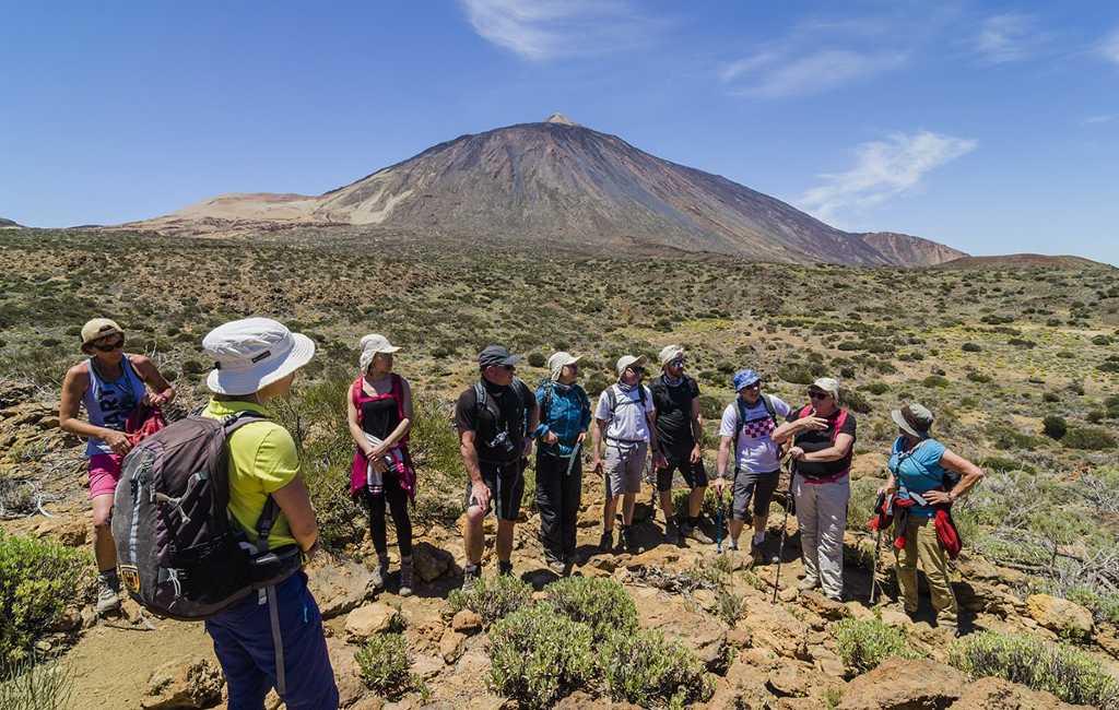 Tenerife Walking Festival dit jaar van 12 tot en met 19 maart online