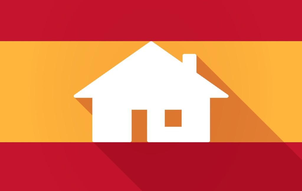 Hoeveel woningen zijn gekocht, gehuurd, geërfd of overgedragen per regio in Spanje