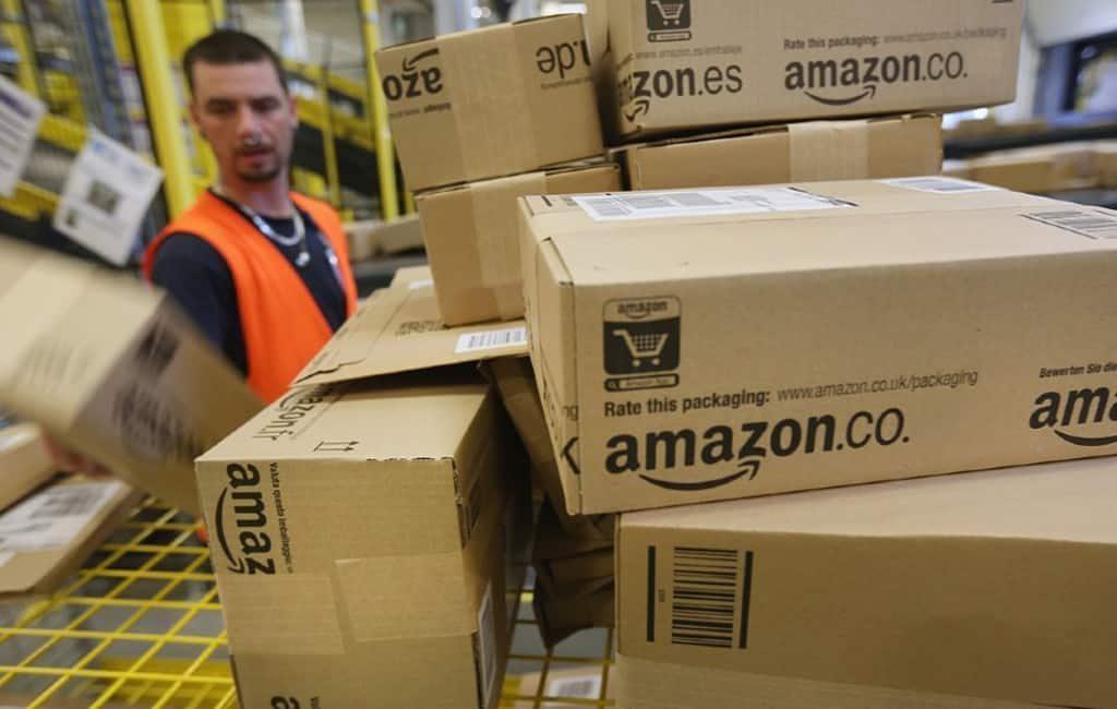 5,4 miljard euro omzet voor Amazon in Spanje in 2020
