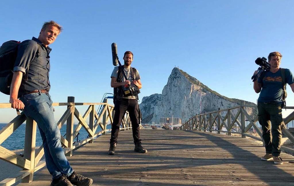 Arnout Hauben start voor de VRT zijn Belgische Middellandse Zee avontuur in Spanje