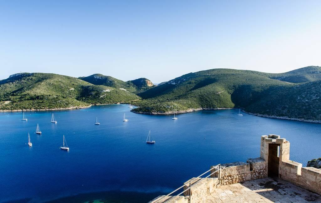 Nationaal Park Cabrera bij Mallorca bestaat 30 jaar