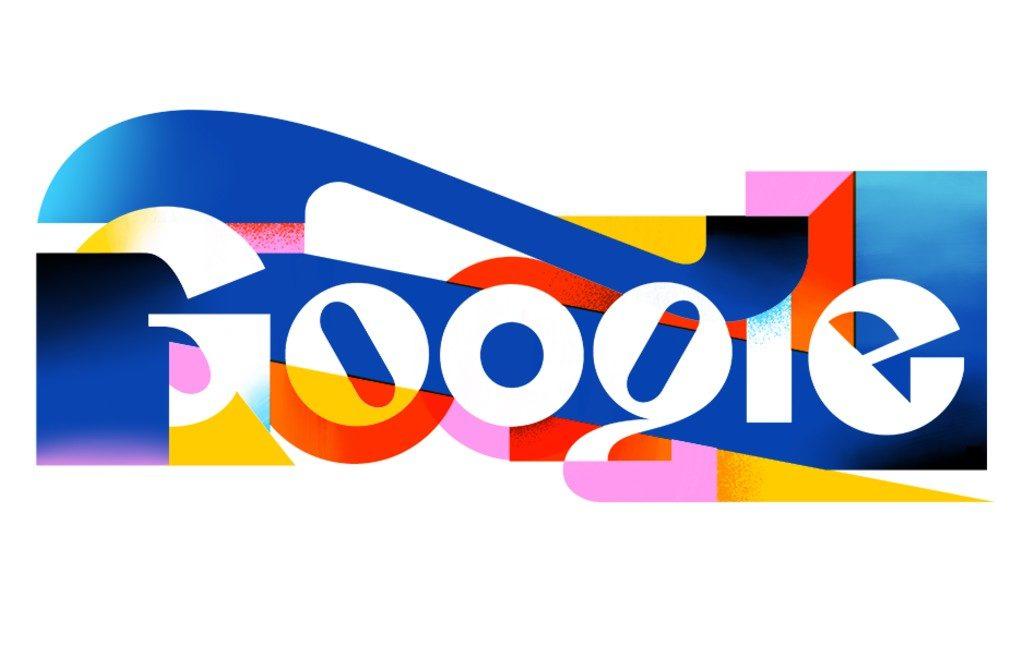 Google Doodle ter ere van de Spaanse letter 'Ñ' op de 'Dag van de Spaanse taal'