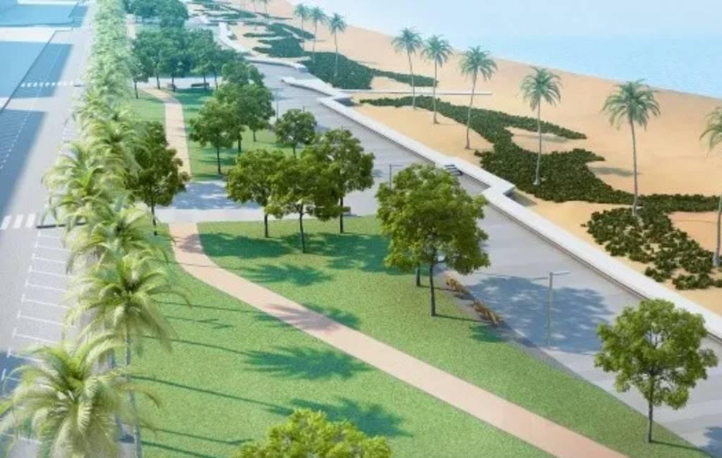 La Pineda Platja moet een boulevard zonder auto's, meer groen en duinen krijgen