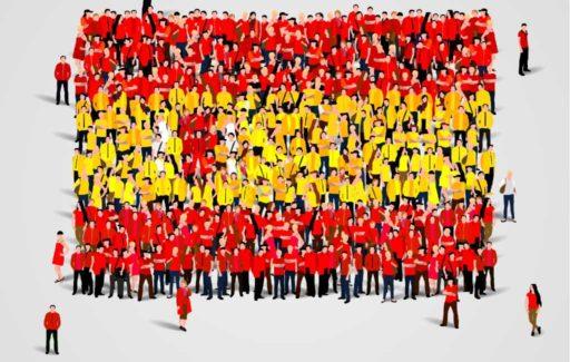 Aantal inwoners van Spanje in 2020 met 106.000 gedaald door corona-pandemie