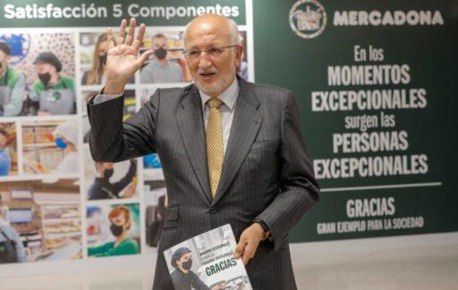 Spaanse supermarktketen Mercadona maakt 727 miljoen euro nettowinst in 2020