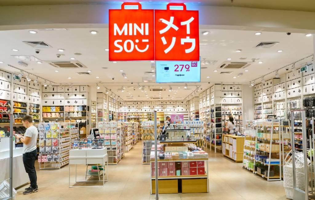 Chinese winkelketen Miniso rukt op in Spanje met inmiddels circa 30 winkels
