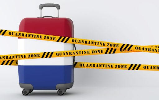 Mogelijk vanaf 15 mei quarantaineplicht in Nederland na terugkomst risicogebied