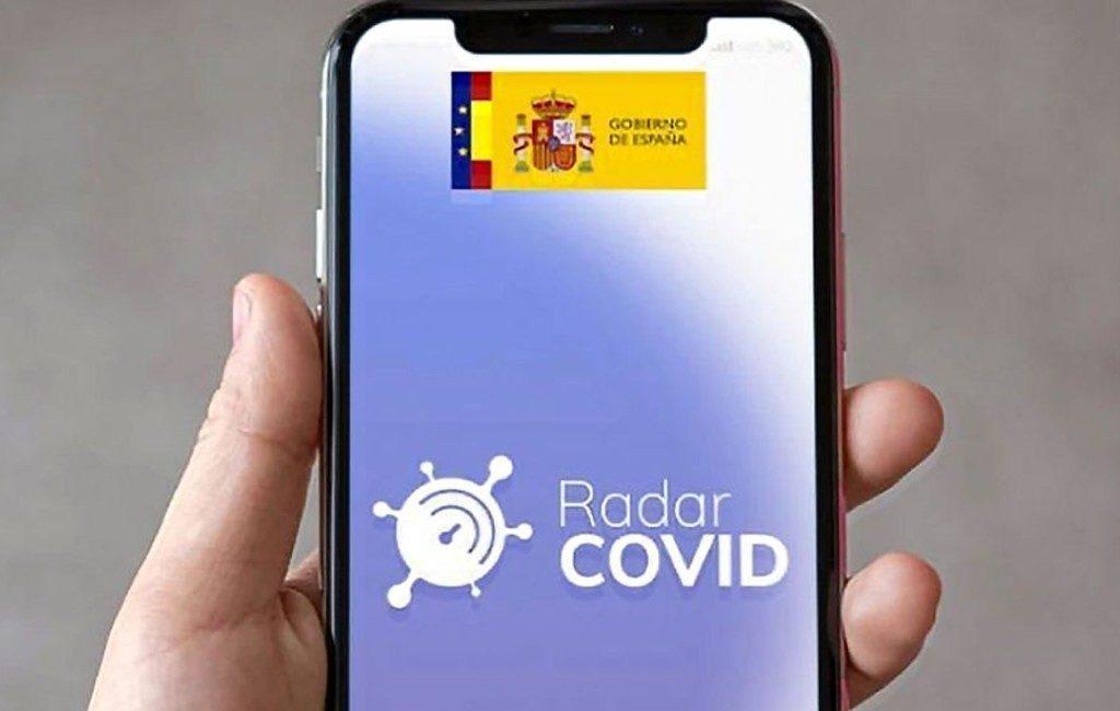 Hoe is het met de Spaanse coronamelder-app Radar-Covid en hoe vaak is deze gedownload?