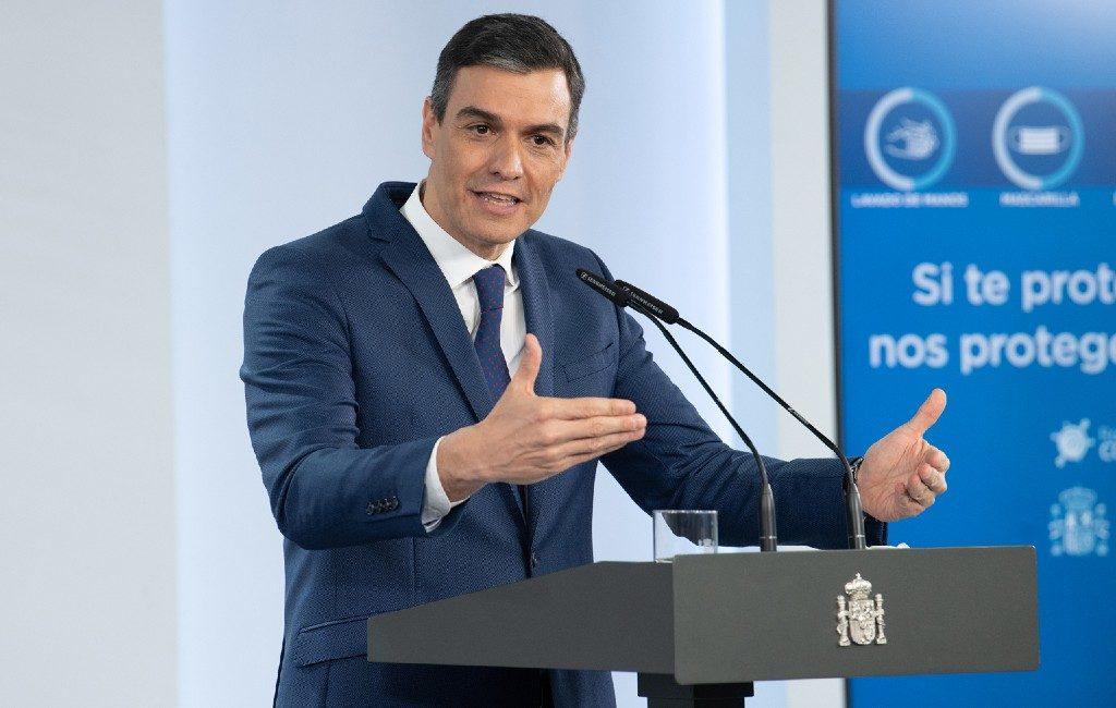 Spaanse regering presenteert ambitieus herstelplan van 70 miljard euro
