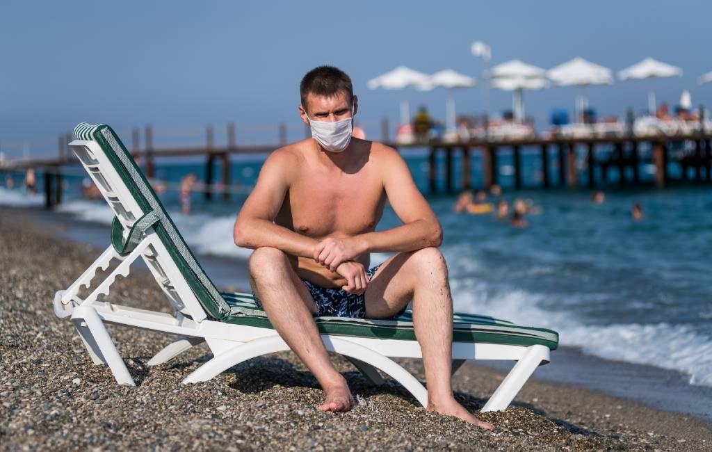 Diverse autonome regio's in Spanje voeren de mondkapjesplicht op stranden (nog) niet in