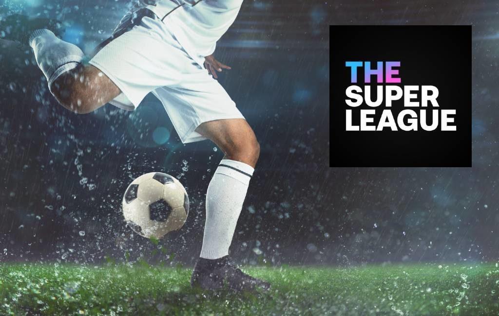 Zes Engels, drie Spaanse en drie Italiaanse voetbalclubs willen een Super League