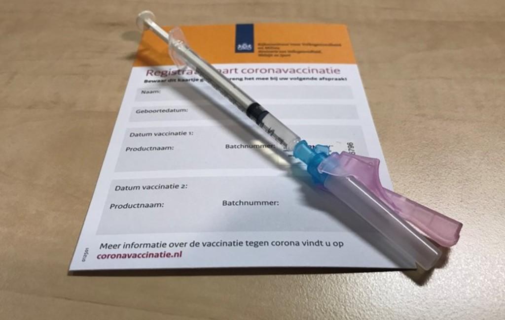 Vanaf 7 juni met vaccinatiebewijs zonder PCR-test naar Spanje maar welk bewijs?
