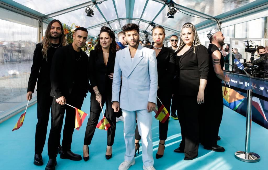 'Big Five' land Spanje en het Eurovisiesongfestival 2021