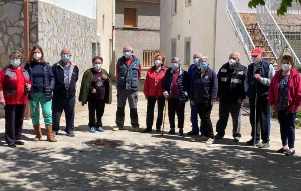 Het eerste dorp waar iedereen gevaccineerd is in Spanje ligt in Castilla-La Mancha