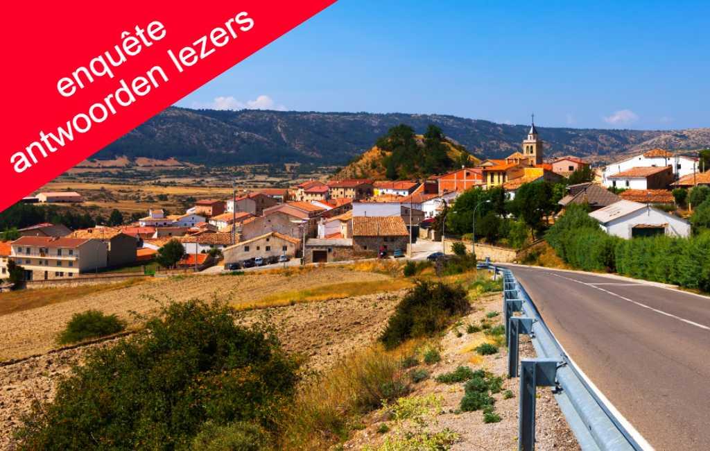 Onze lezers over de voor- en nadelen van wonen in een klein Spaans dorp