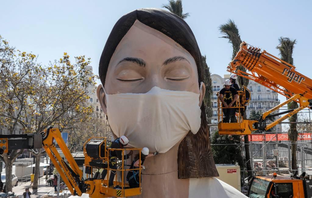 Las Fallas worden in Valencia tussen 1 en 5 september in gereduceerde vorm gevierd