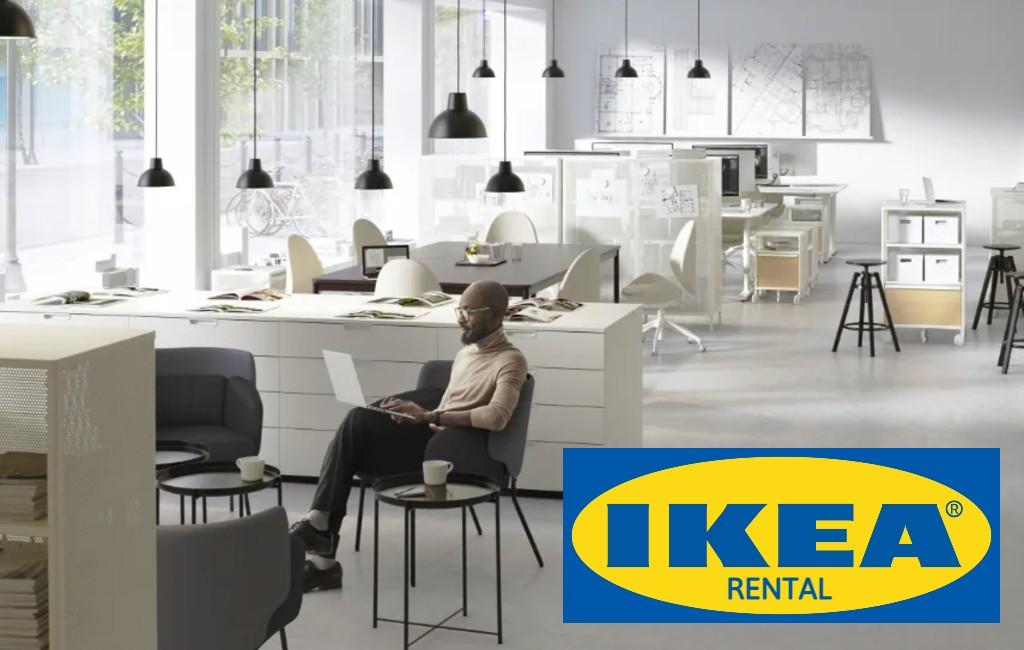 IKEA Spanje begonnen met de verhuur van meubels