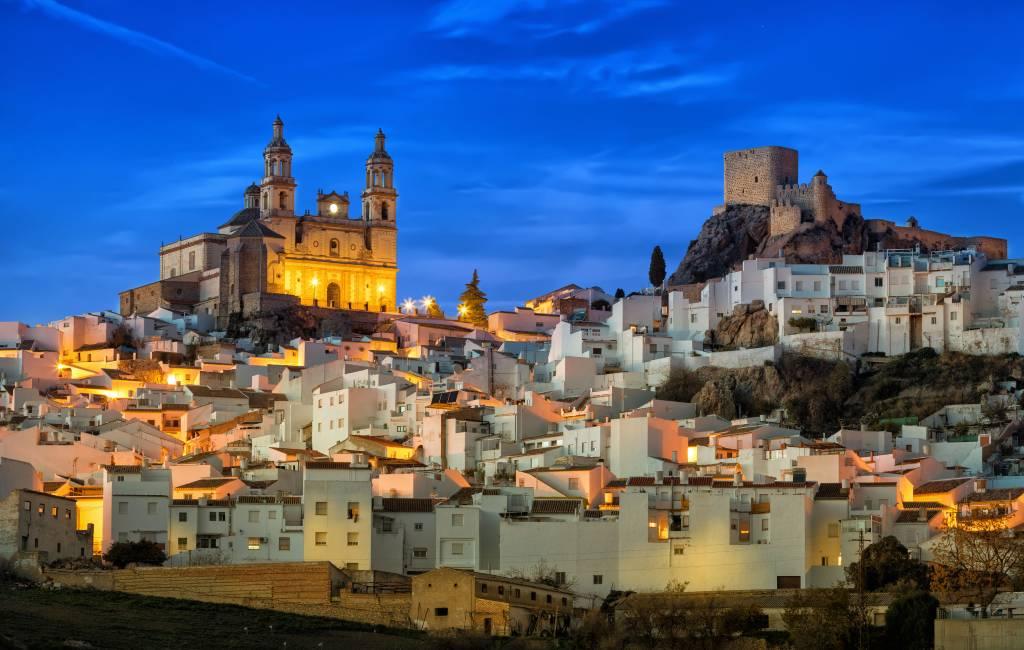 Turismo Rural hoofdstad 2021 van Spanje is: Olvera (Cádiz)