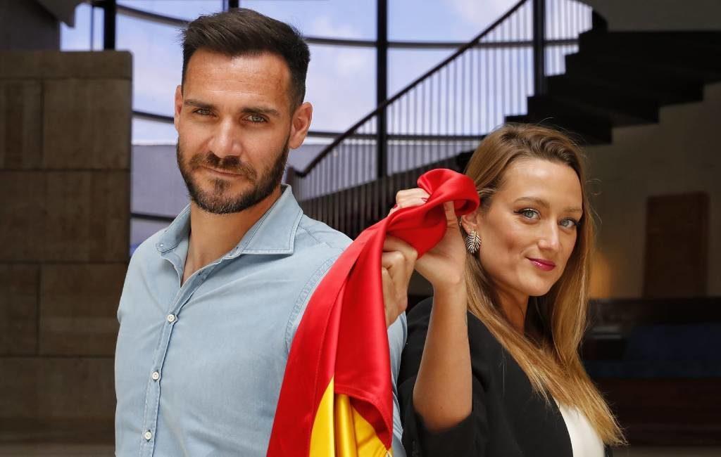 Mireia Belmonte en Saúl Craviotto worden voor Spanje vlaggendragers bij Olympische Spelen