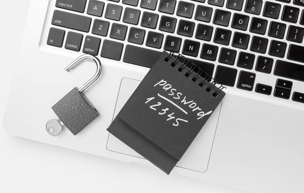 'Wereld Wachtwoord Dag' op 6 mei en de meest gebruikte wachtwoorden in Spanje