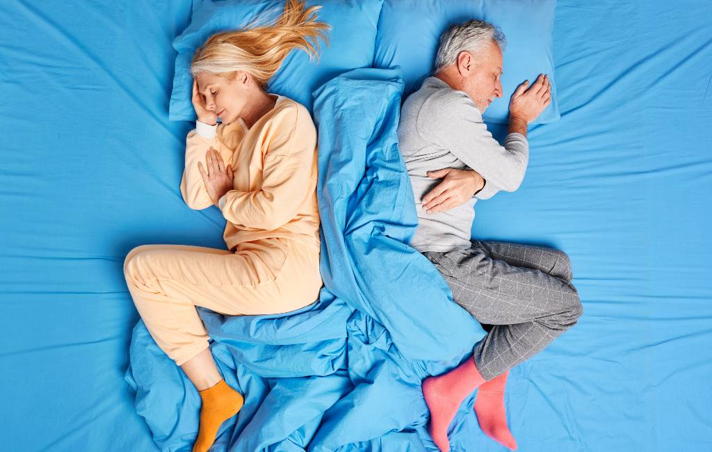 In Spanje slaapt men over het algemeen minder dan in Nederland en België