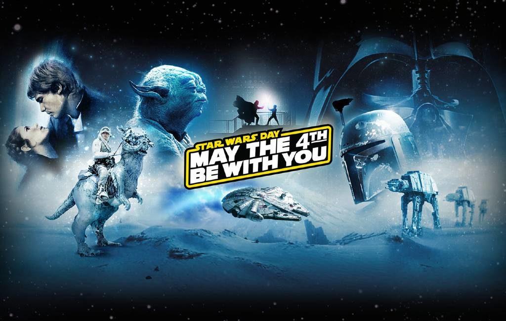 Star Wars Day op 4 mei en de opnames voor twee films in Spanje