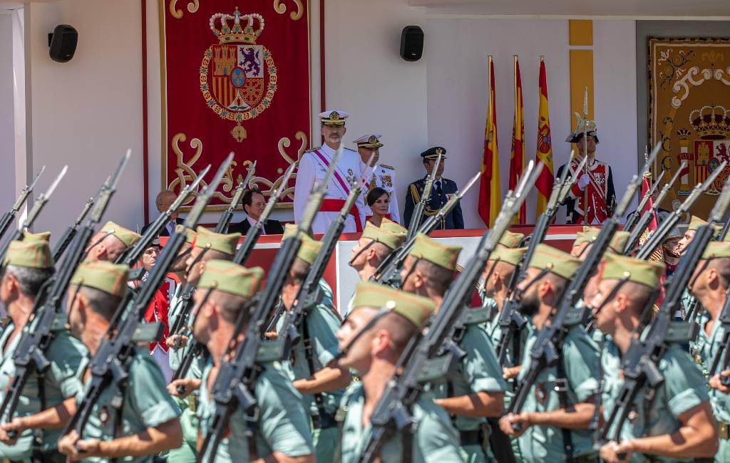 29/30 mei: Dag van de Strijdkrachten in Spanje