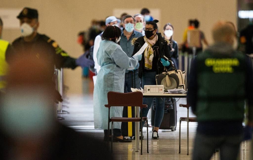 Gevaccineerde inwoners van Spanje kunnen zonder corona-test naar de Canarische Eilanden