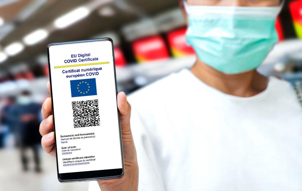 Digitale EU-covid certificaat vanaf 24 juni in Nederland aan te maken en nieuwe reisadviezen op 25 juni
