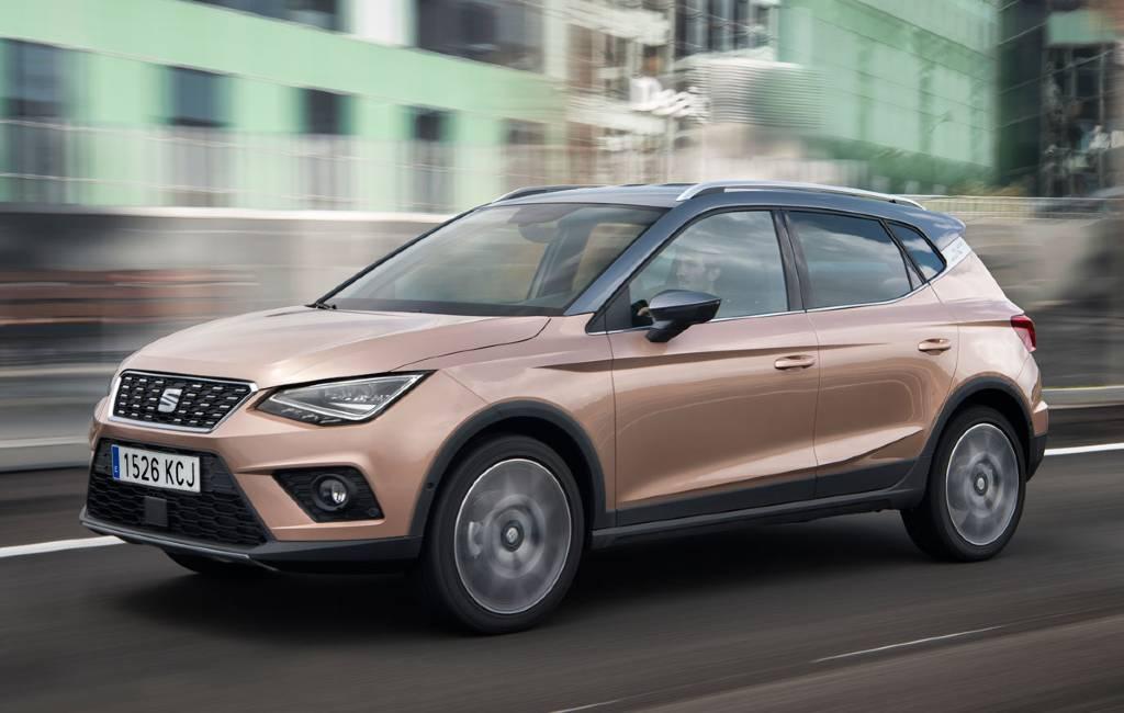 De 10 meest verkochte auto's in Spanje