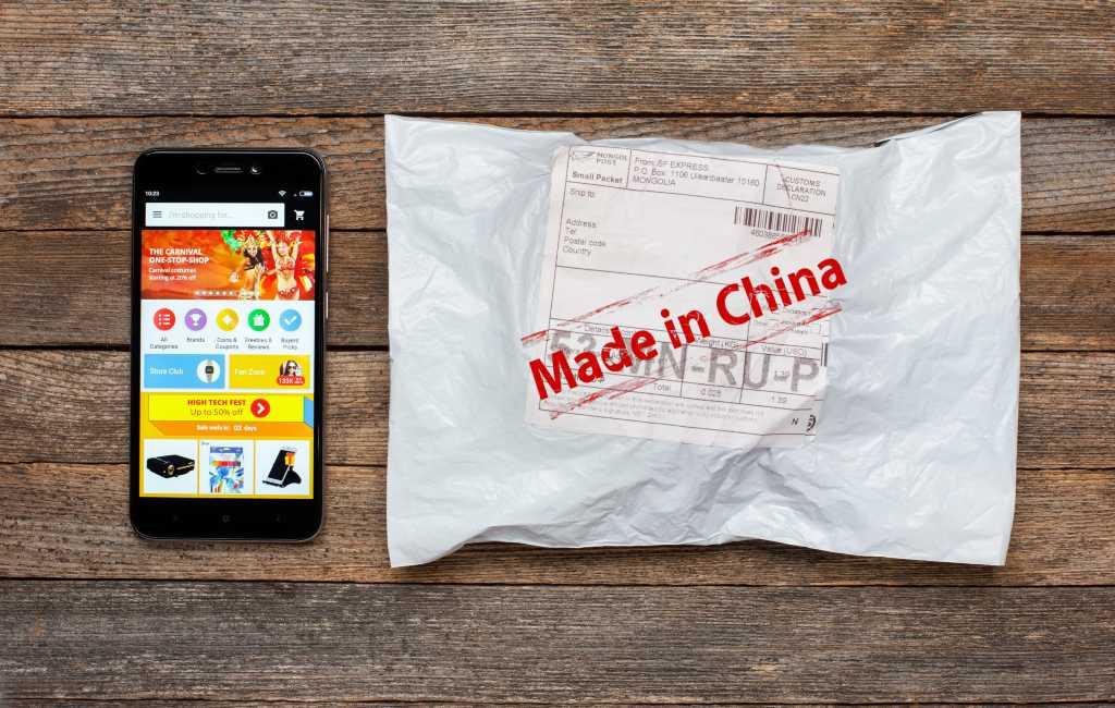 Europese btw op Chinese producten onder de 22 euro ook merkbaar in Spanje
