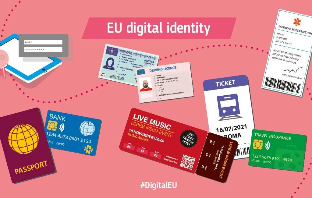 In Spanje wonen zou makkelijker worden met de nieuwe Europese digitale identiteit