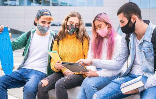 Andalusië geeft prioriteit aan 11.000 Erasmus studenten voor vaccinatie